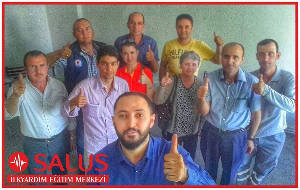 Lüleburgaz Salus İlkyardım Eğitim Merkezi – Sağlık Bakanlığı Onaylı Sertifikalı İlkyardım Eğitimleri