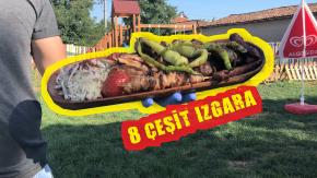 ET 'DEN KASAP IZGARA (Sakızköy/Lüleburgaz)