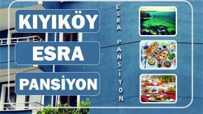 Kıyıköy Esra Pansiyon Apart Otel Konaklama Restaurant