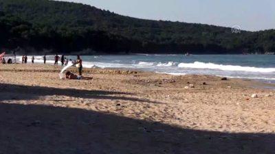 Denizde kaybolan gencin cesedine ulaşıldı